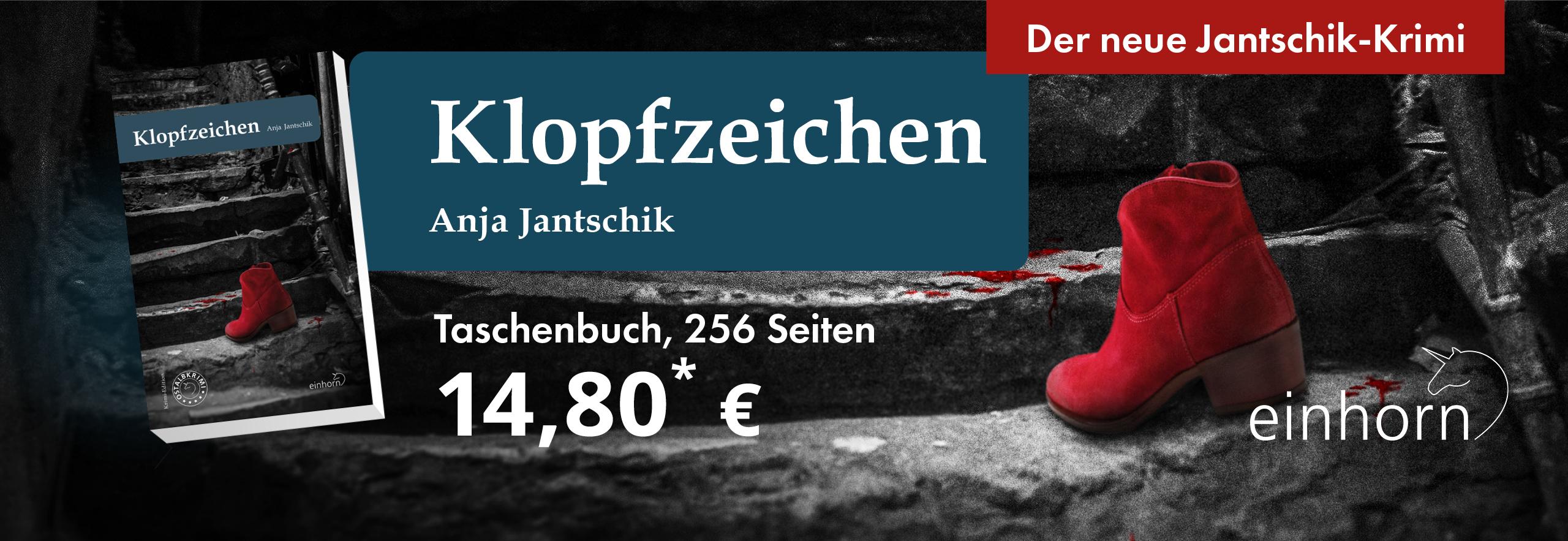 Anja Jantschik - Klopfzeichen